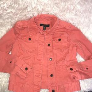 Ralph Lauren Coral Jacket Petite